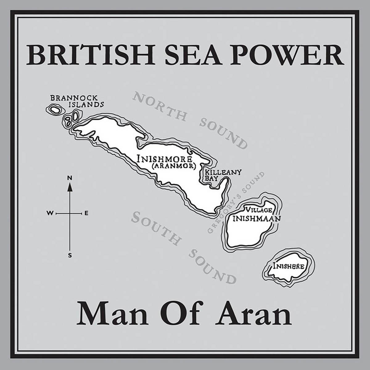 British Sea Power, Man of Aran