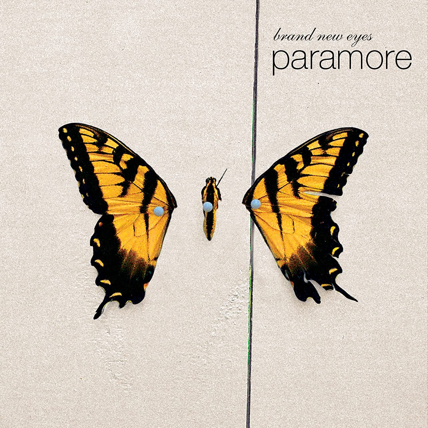 Paramore, Brand New Eyes