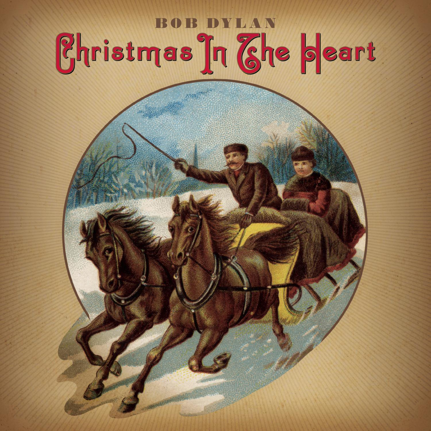 Bob Dylan, Christmas in the Heart