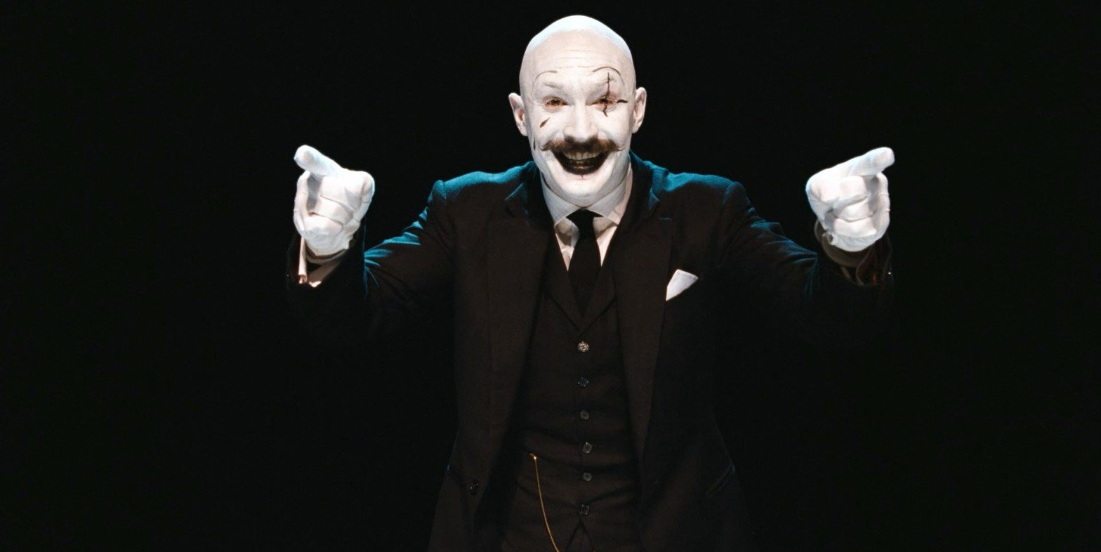 Nicolas Winding Refn's Bronson Is a Coming Out Party for Tom Hardy