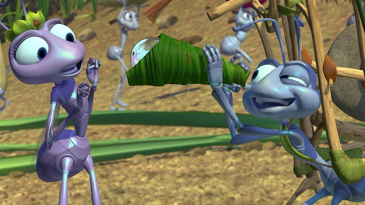 Pushing at Boundaries: The Two-Faced Ideology of Pixar