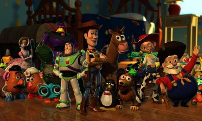 Pixar's Peaks: Toy Story 2 and The Incredibles