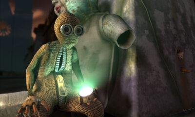 Animation Reaching Too Far?: Pixar and Shane Acker's 9