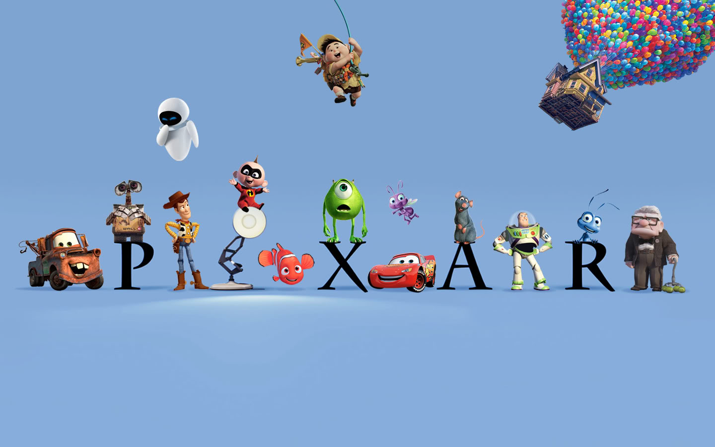 The Studio as Author: An Introduction to Pixar Week