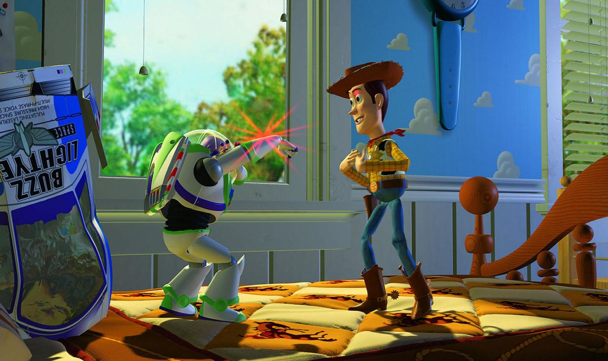 Lost in a World of Play: A Doll's House and Toy Story