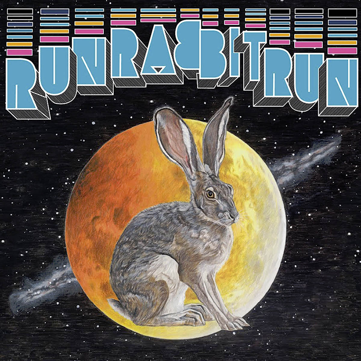 Sufjan Stevens and Osso, Run Rabbit Run