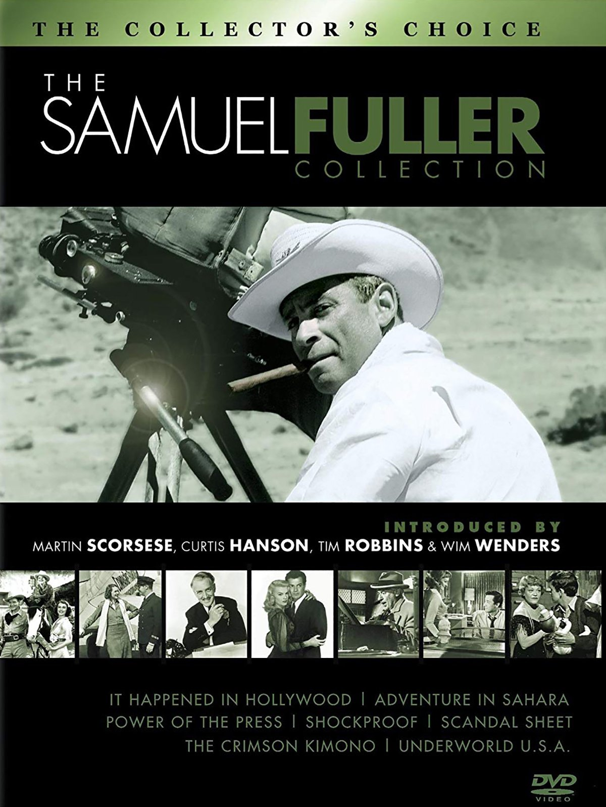 The Samuel Fuller Collection: The Collector's Choice