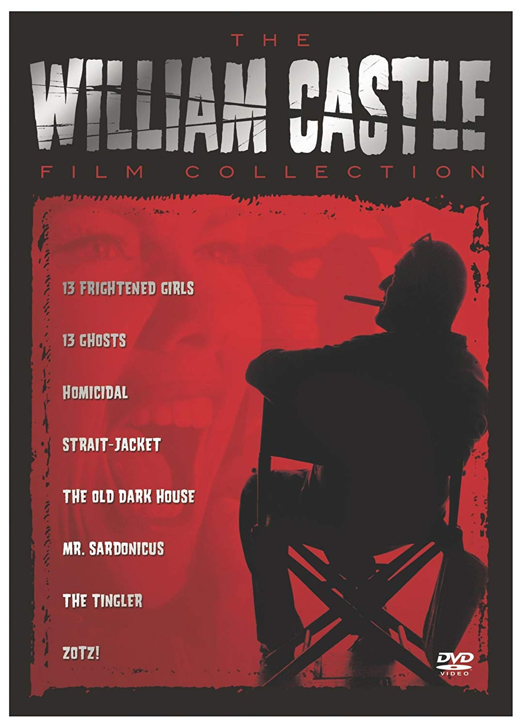The William Castle Film Collection