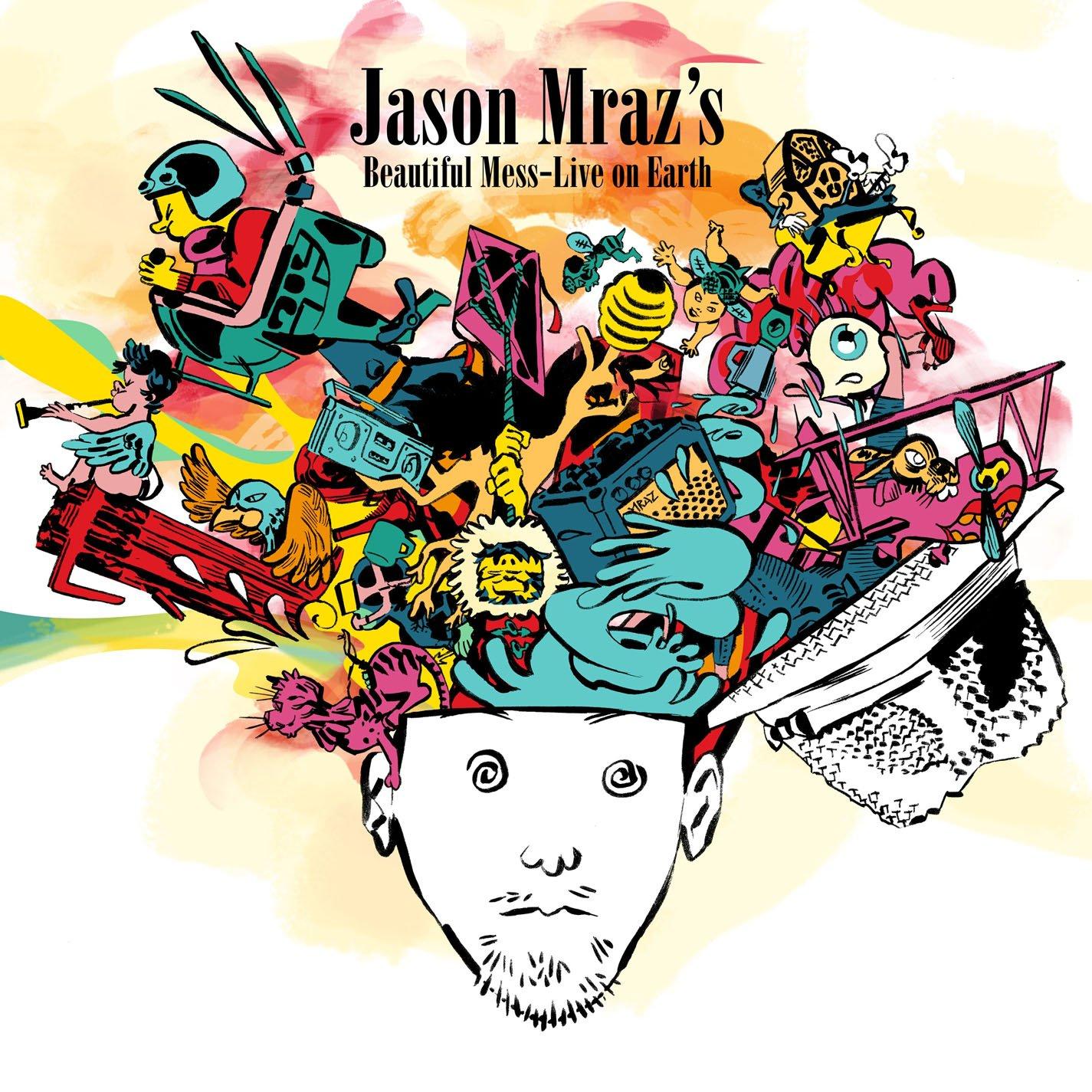 Jason Mraz, Jason Mraz's Beautiful Mess - Live from Earth