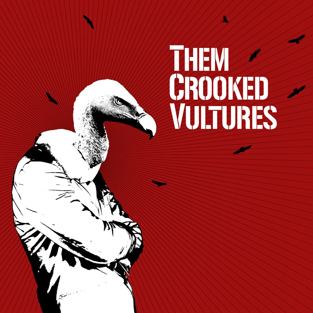 Them Crooked Vultures, Them Crooked Vultures