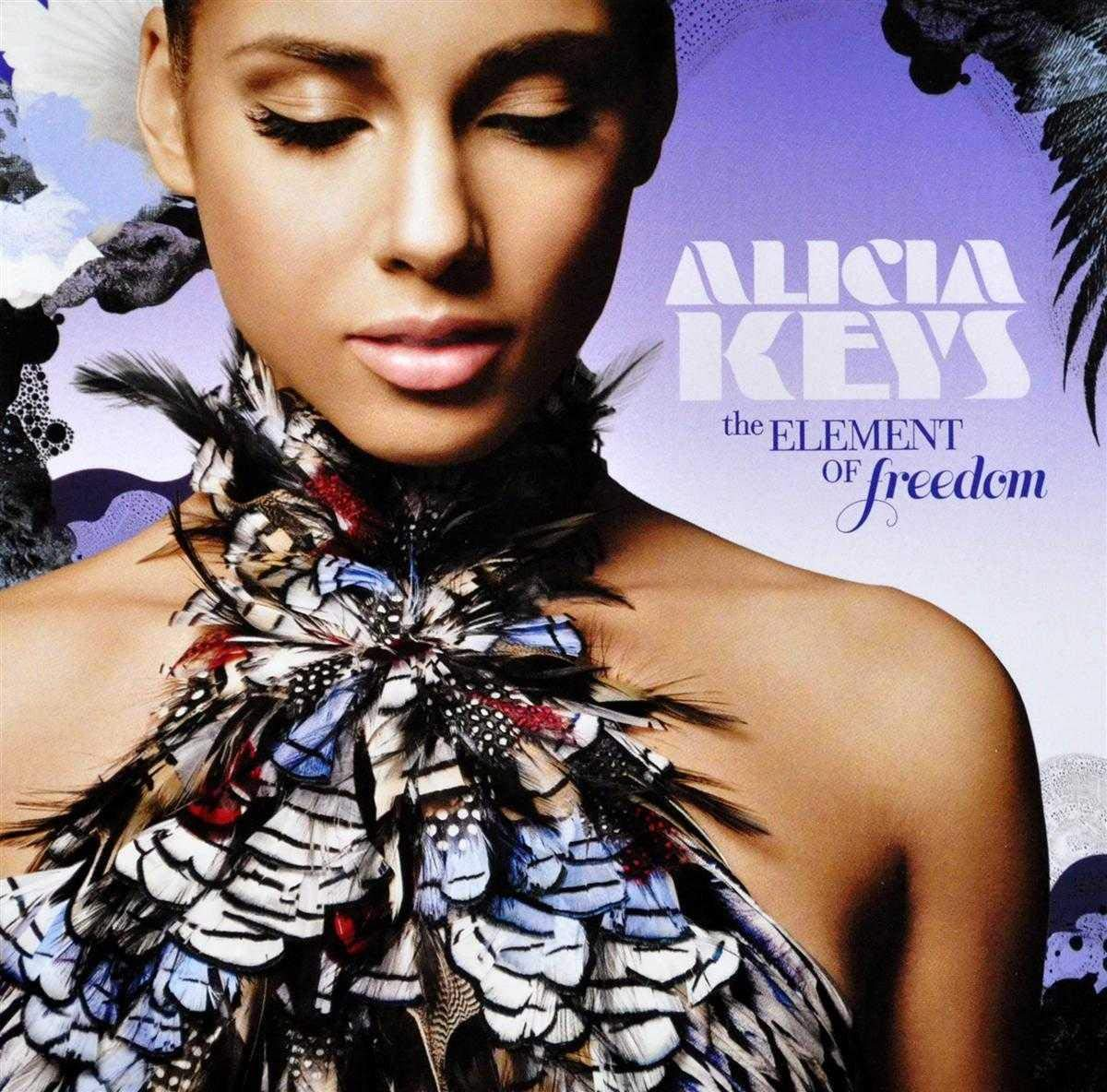 Alicia Keys, The Element of Freedom