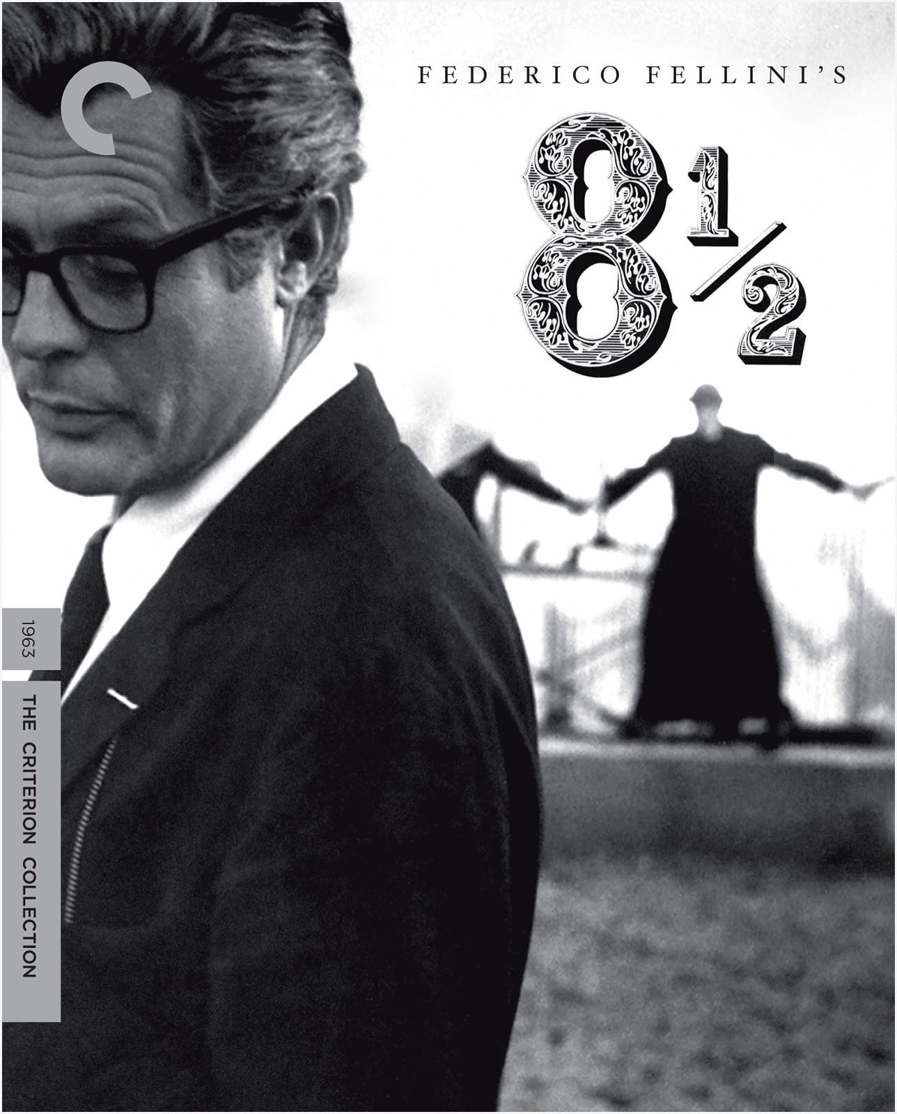fdcb02c068 Although the extent to which the iconically dark-shaded and silver-streaked Guido  Anselmi (Marcello Mastroianni) can truly be accepted as a Fellini ...