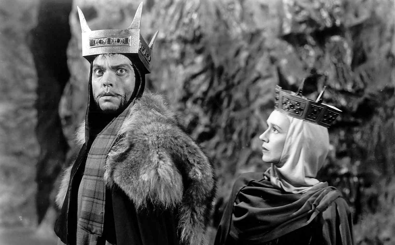 Image result for orson welles macbeth
