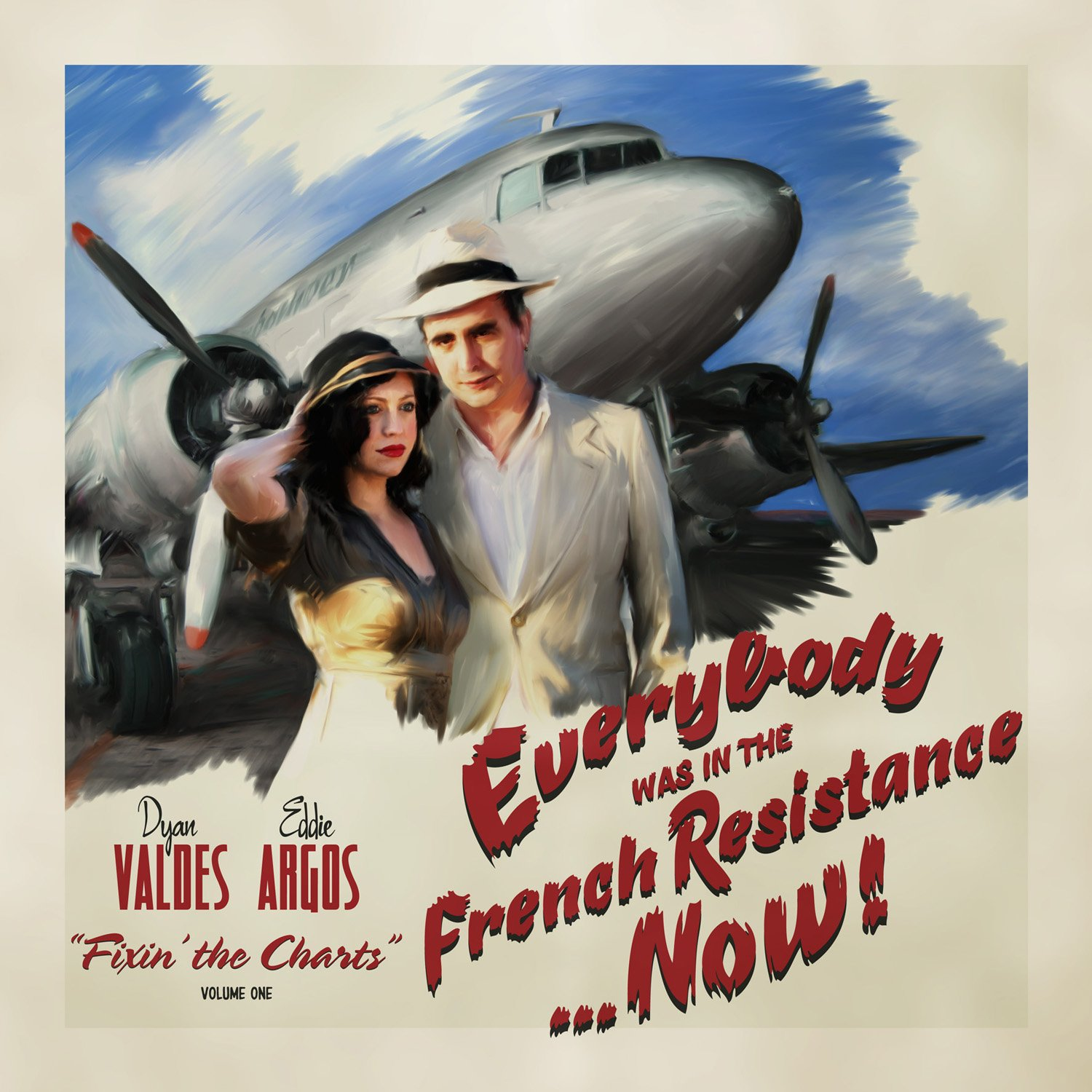 Everybody Was in the French Resistance…Now!, Fixin' the Charts Volume One