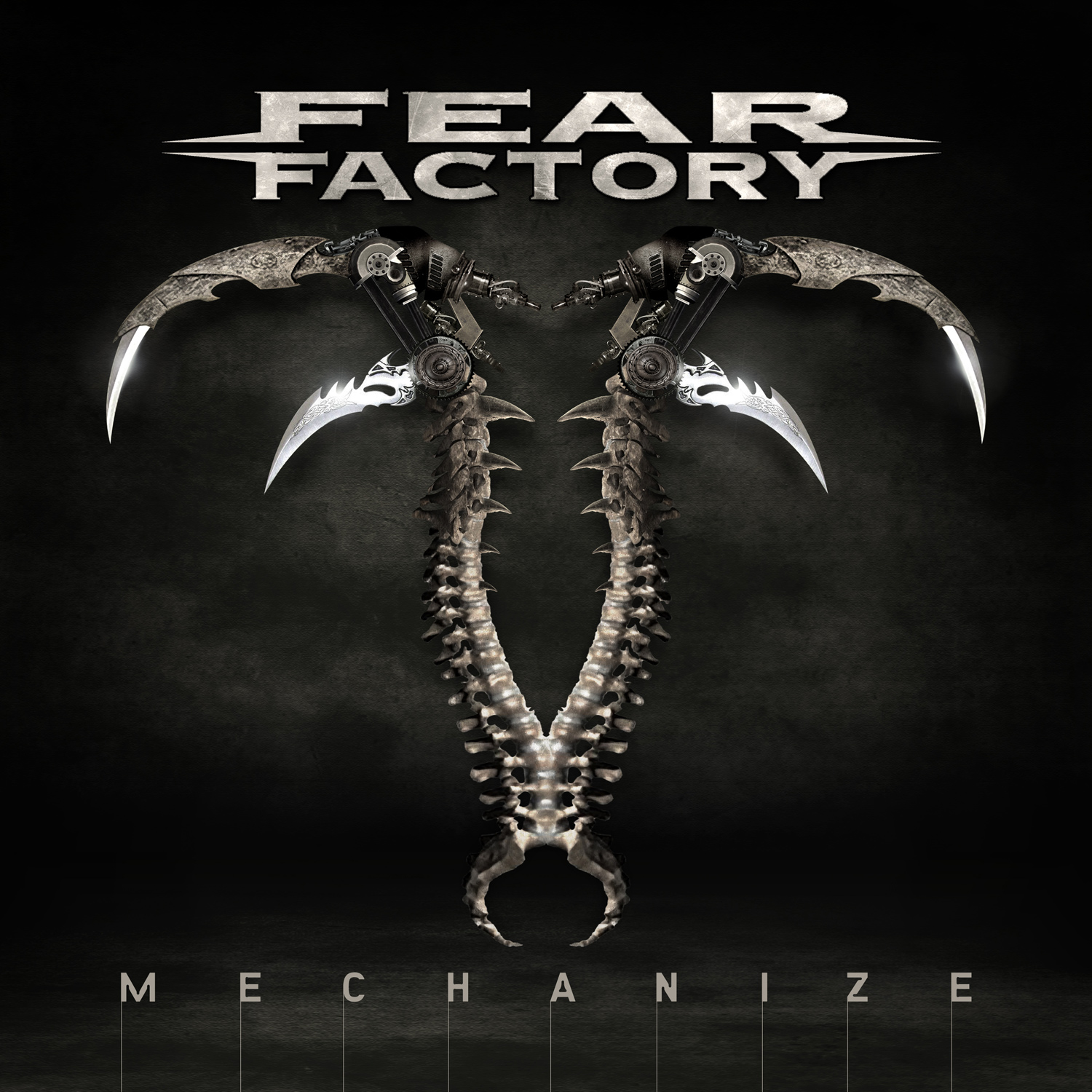 Fear Factory, Mechanize