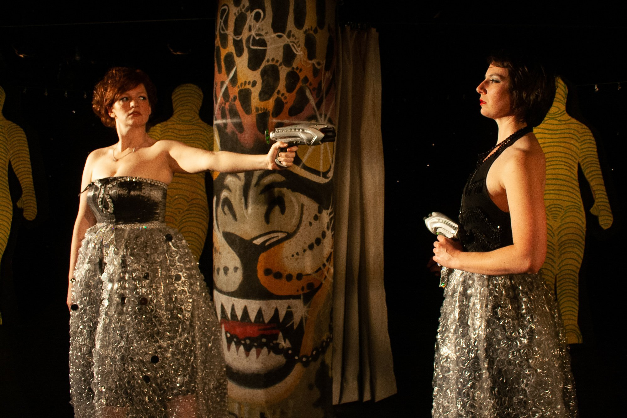 Port Twilight or The History of Science at Undermain Theatre