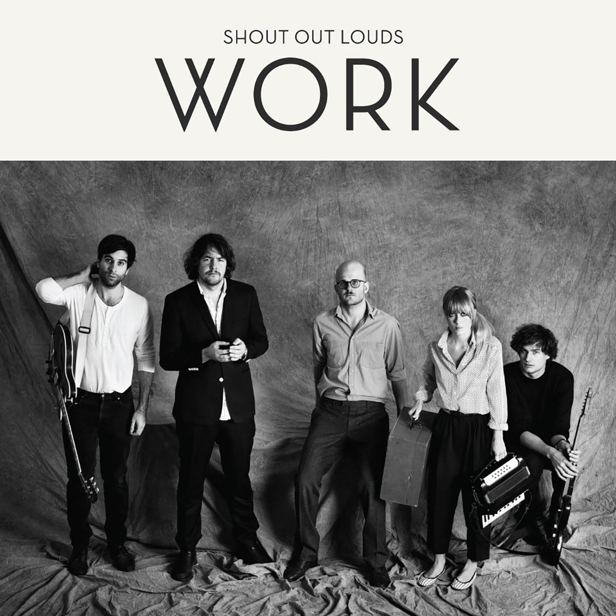 Shout Out Louds, Work