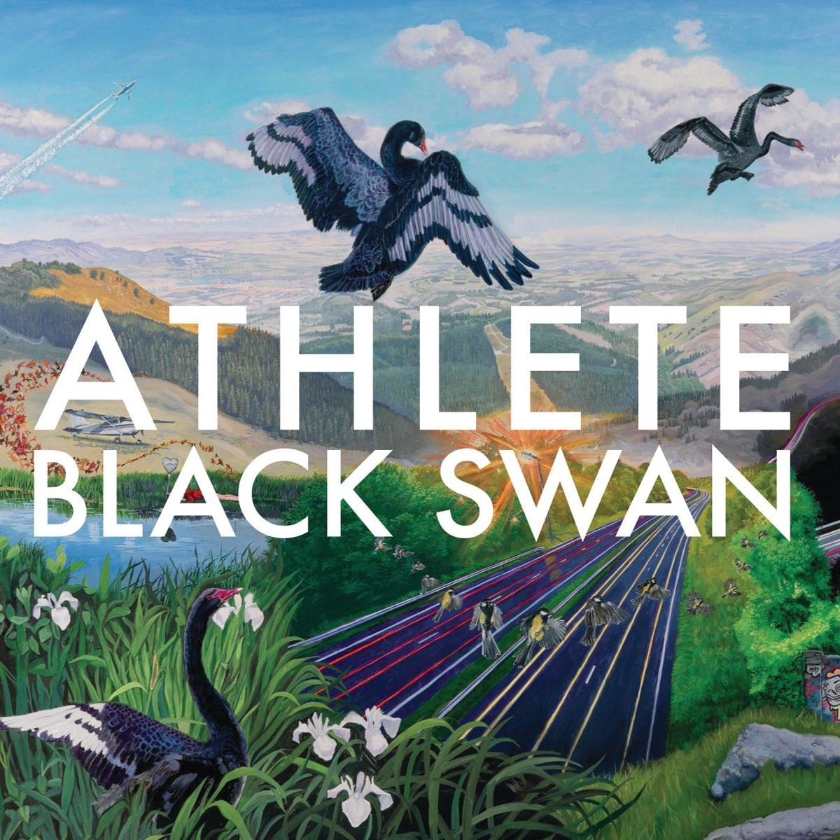 Athlete, Black Swan