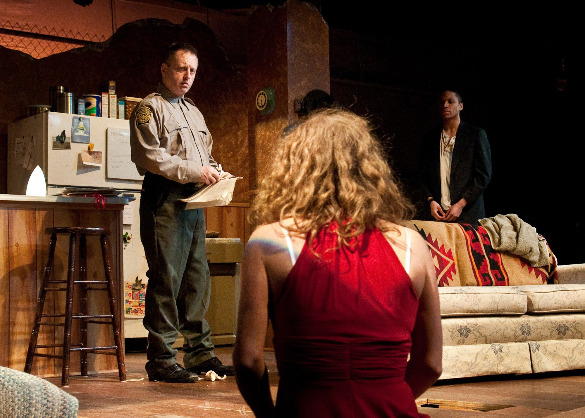 The Book of Grace at the Public Theater