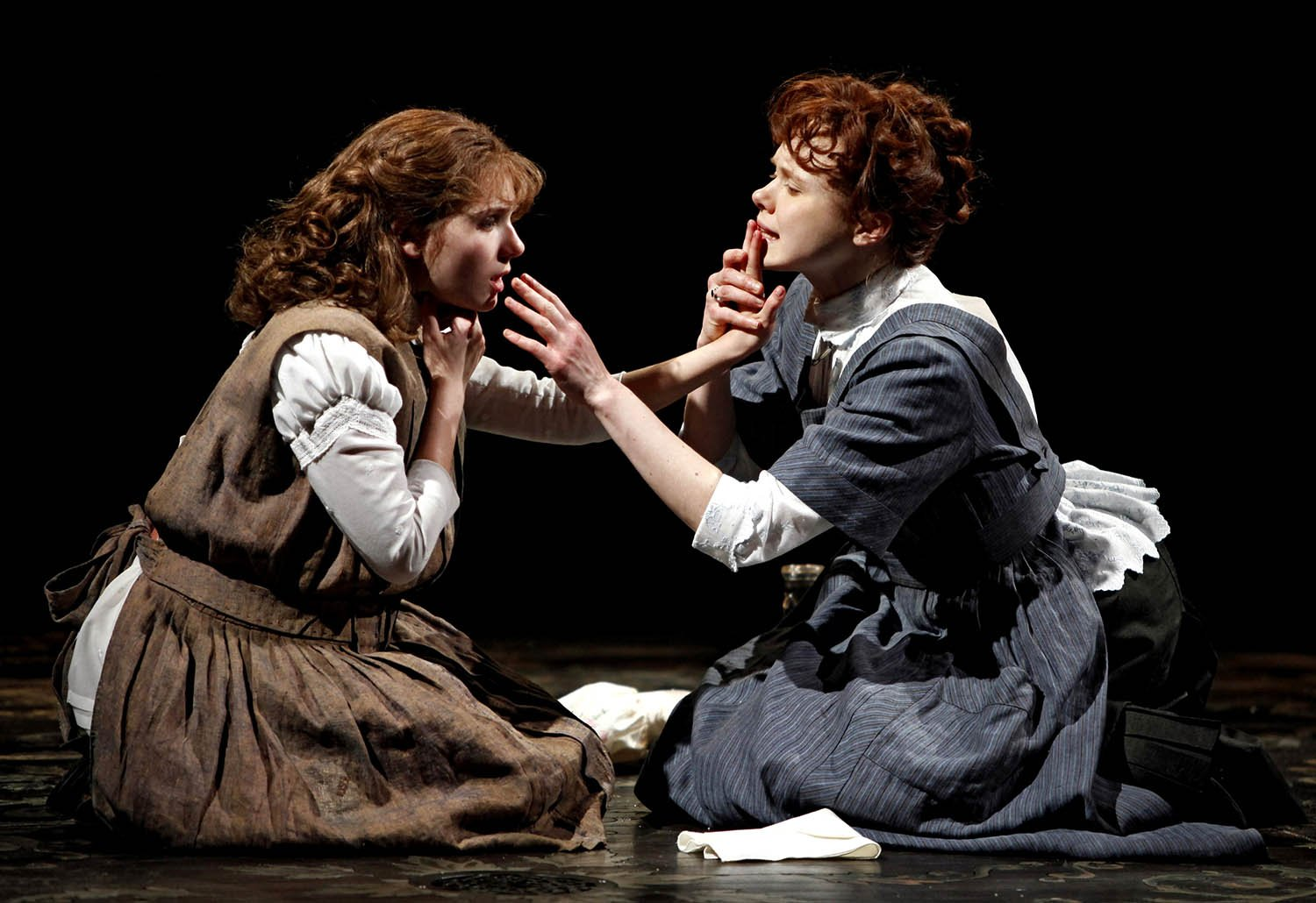 The Miracle Worker at Circle in the Square