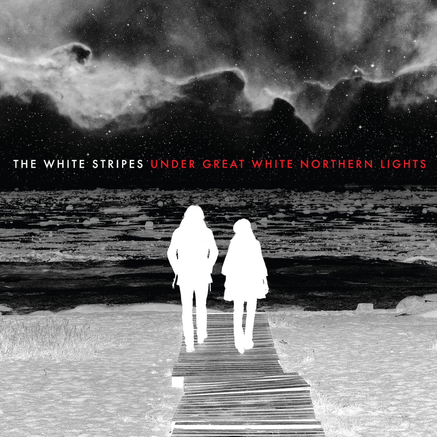 The White Stripes, Under Great White Northern Lights