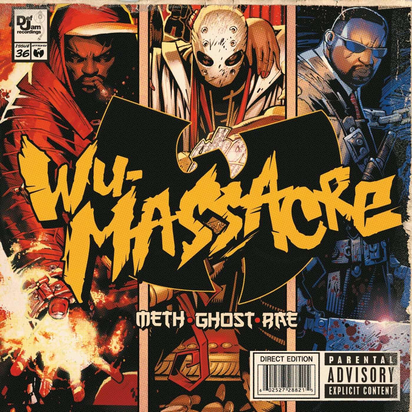 Meth, Ghost & Rae, Wu-Massacre