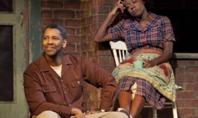 Fences at the Cort Theatre