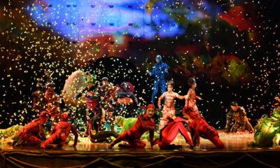 A Bug's Life: Cirque du Soleil's Ovo