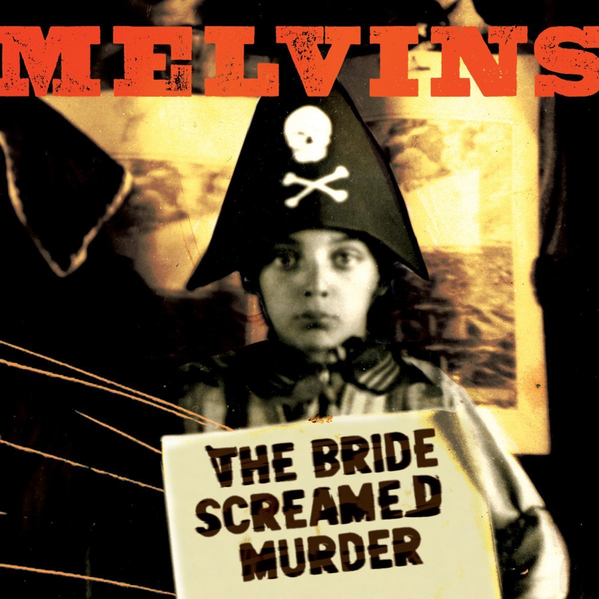 Melvins, The Bride Screamed Murder