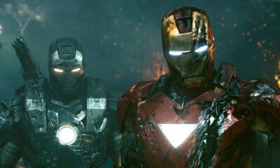 A Movie a Day, Day Two: Iron Man 2