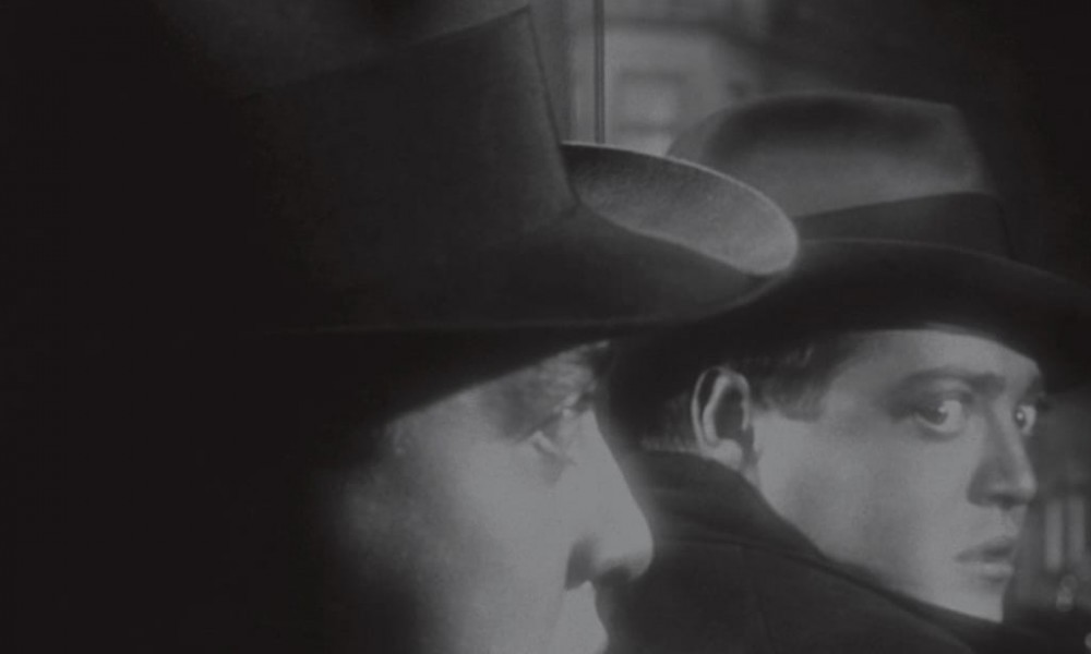 Blu ray Review: Fritz Lang's M on the Criterion Collection