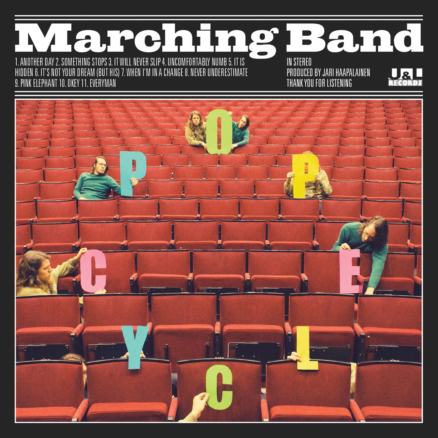 Marching Band, Pop Cycle