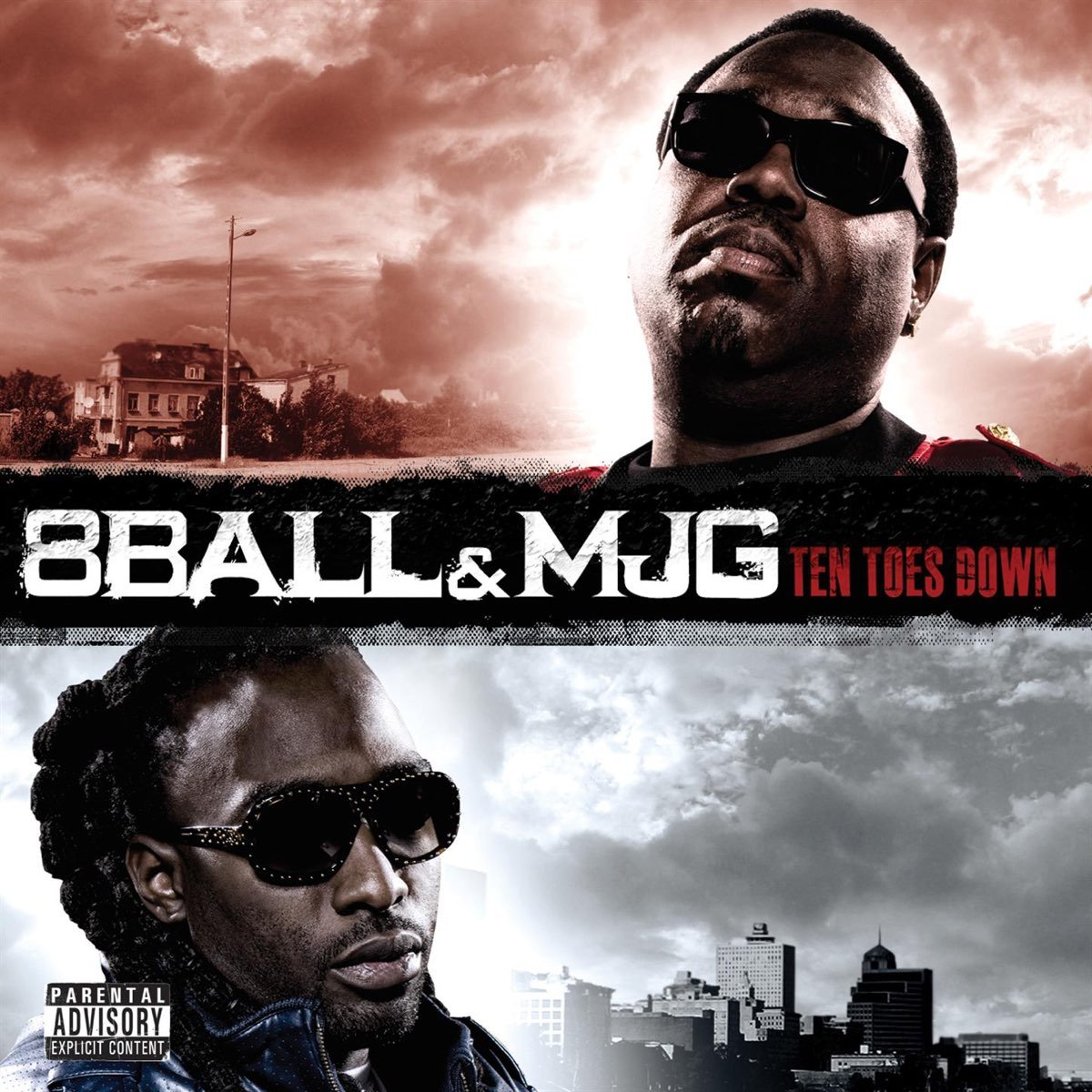 8Ball and MJG, Ten Toes Down