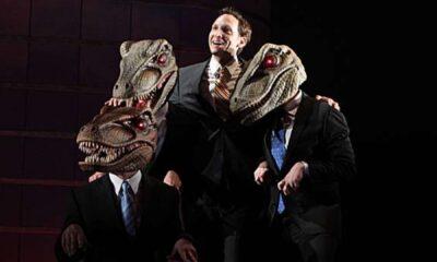 Enron at the Broadhurst Theatre