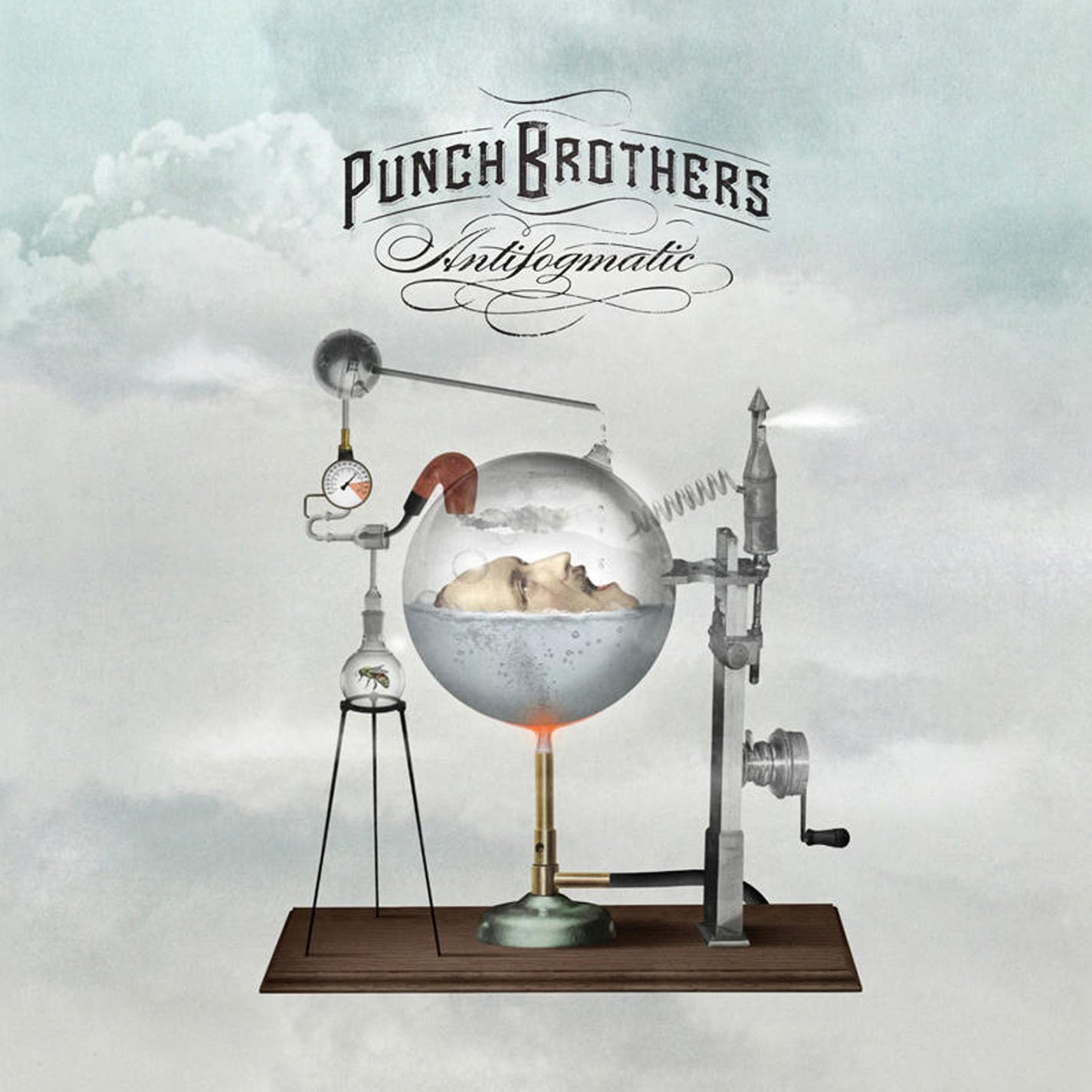 Punch Brothers, Antifogmatic