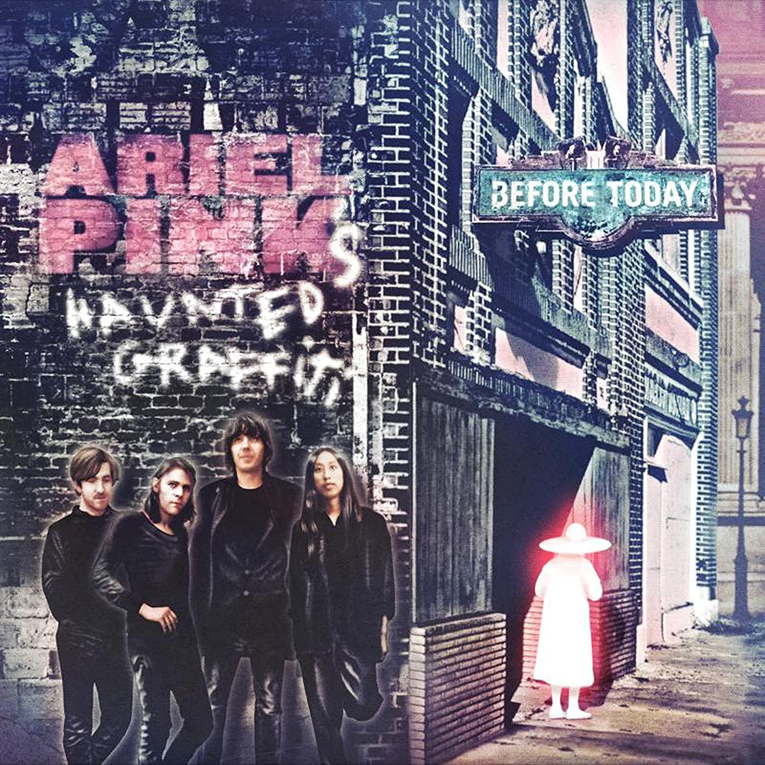 Ariel Pink's Haunted Graffiti, Before Today