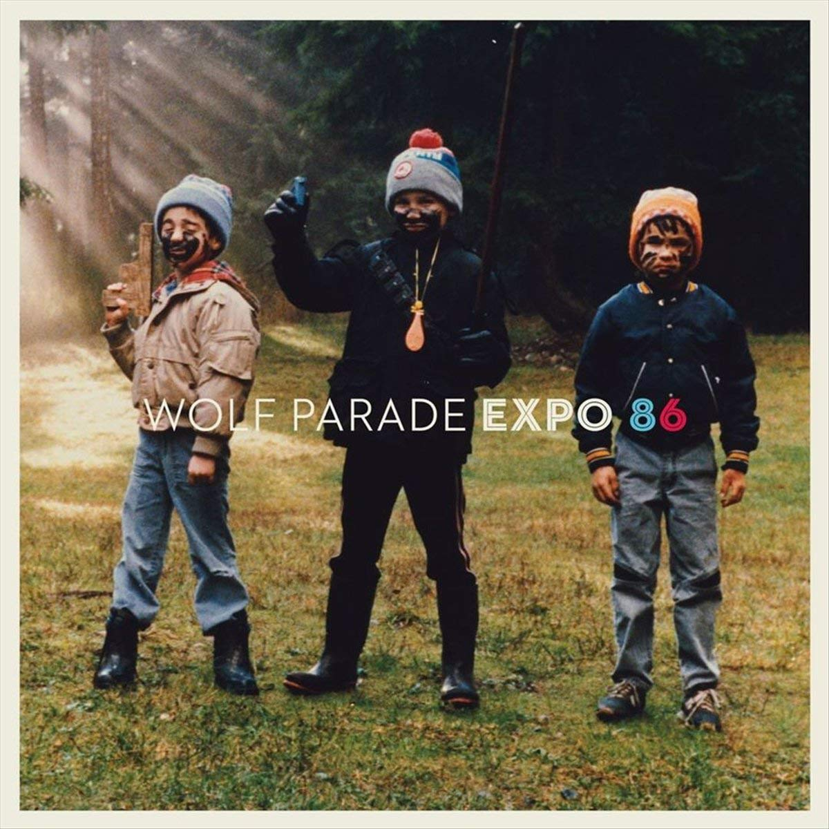 Wolf Parade, Expo 86