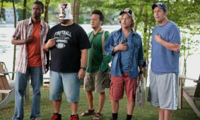A Movie a Day, Day 43: Grown Ups