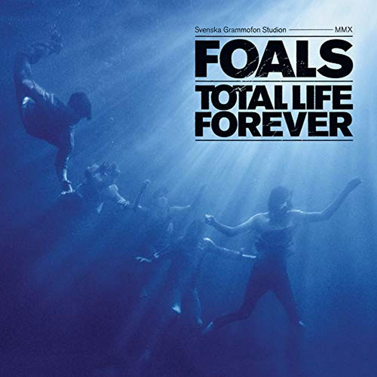 Foals, Total Life Forever