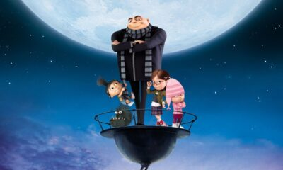 A Movie a Day, Day 52: Despicable Me