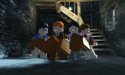 Lego Harry Potter: Years 1 - 4