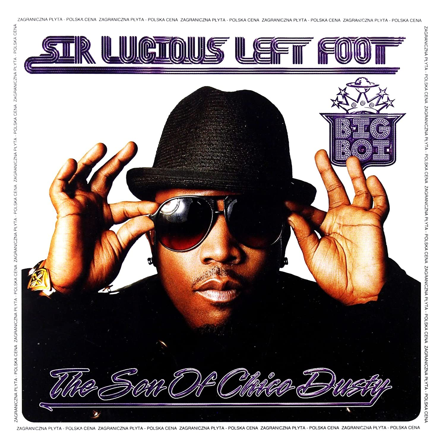 Big Boi, Sir Lucious Left Foot: The Son of Chico Dusty