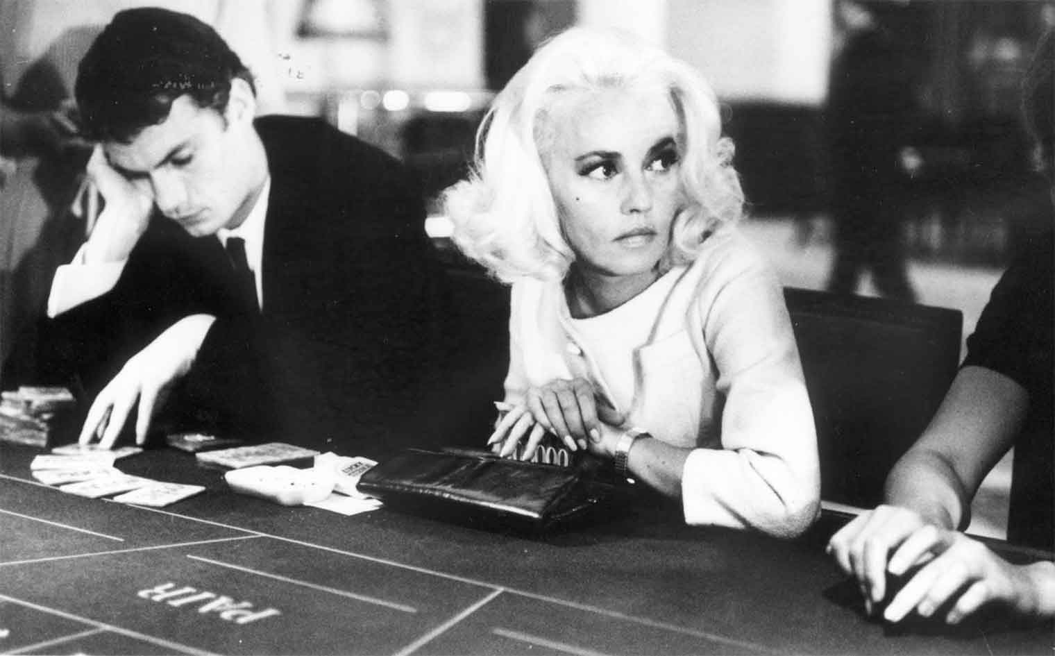 A Woman and a Roulette Wheel: Bay of Angels