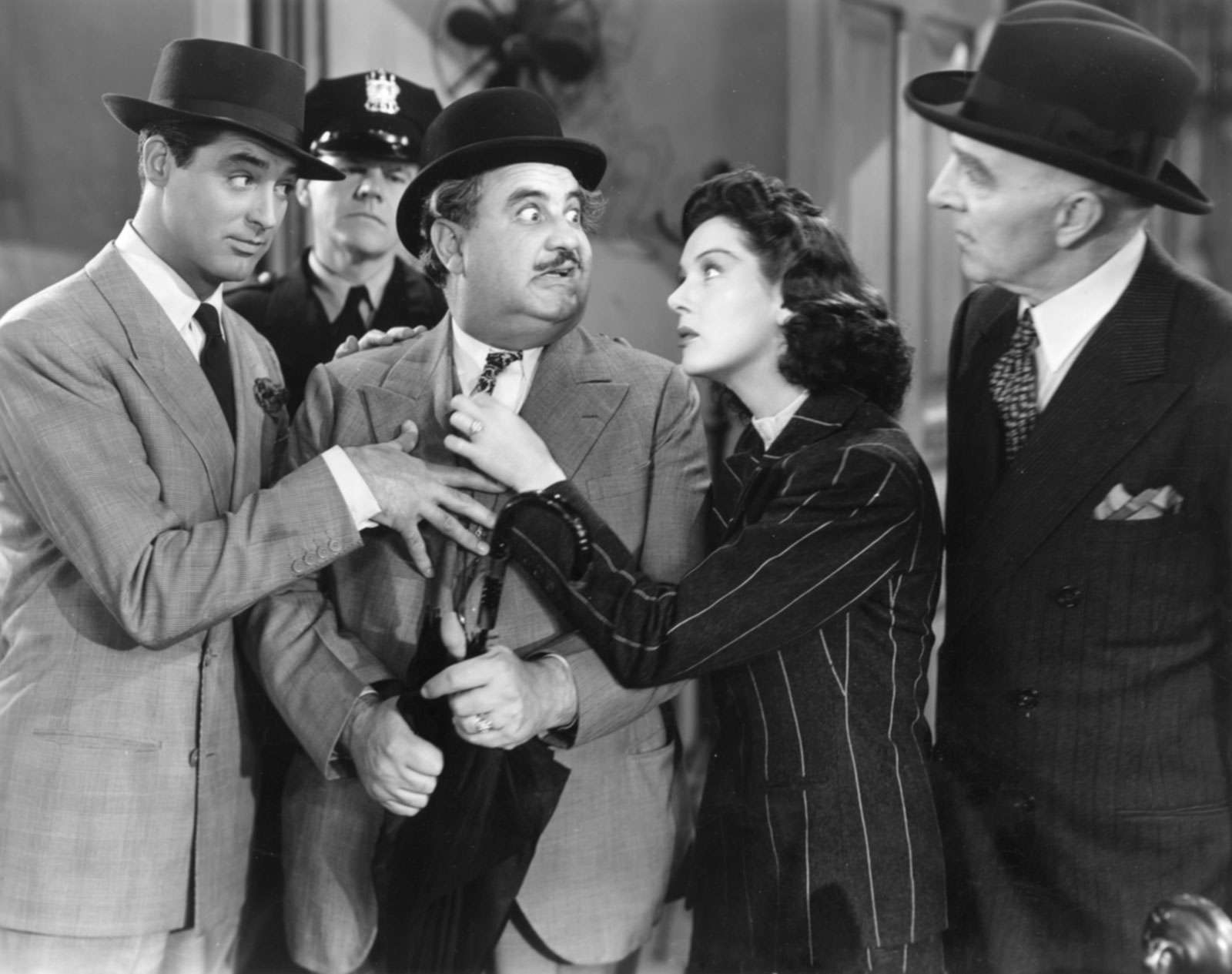 A Movie a Day, Day 89: His Girl Friday