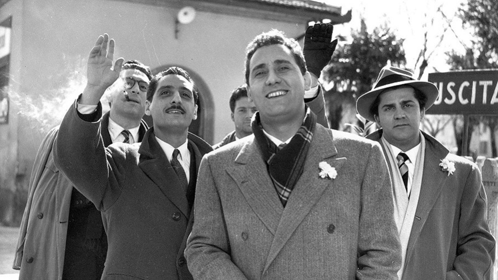 A Movie a Day, Day 90: Federico Fellini's I Vitelloni