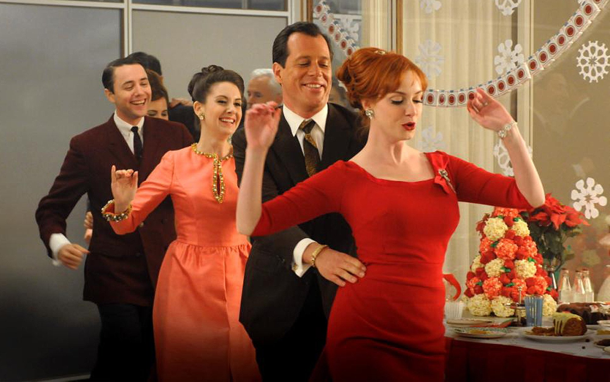 "Mad Men, Season 4, Episode 2, ""Christmas Comes But Once a Year"""