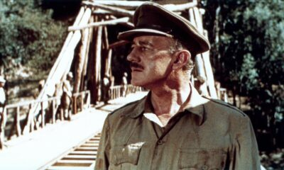 Lean on the Big Screen: The Bridge on the River Kwai