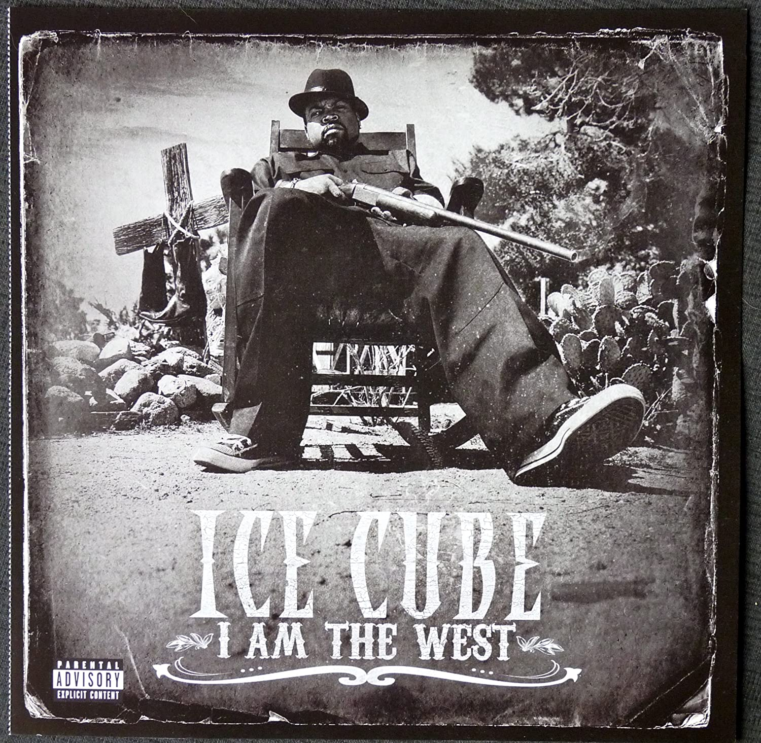 Ice Cube, I Am the West