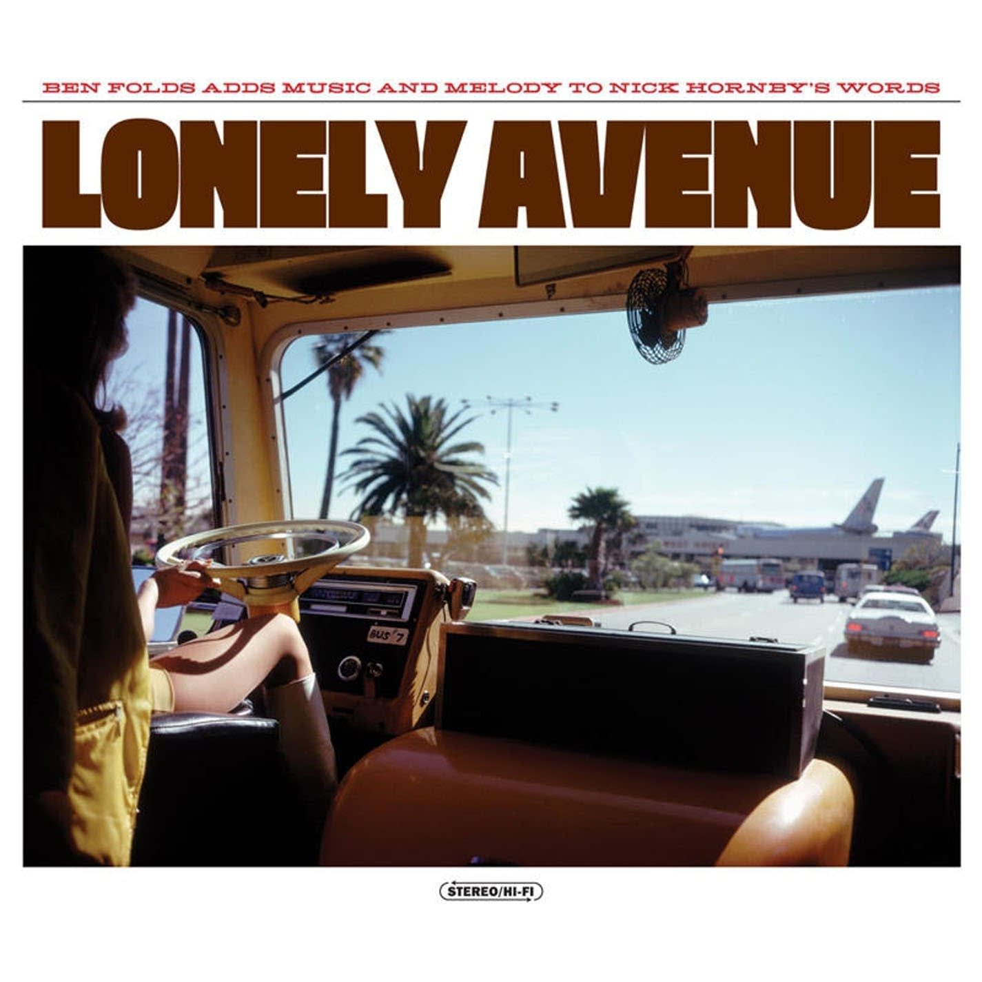 Ben Folds and Nick Hornby, Lonely Avenue