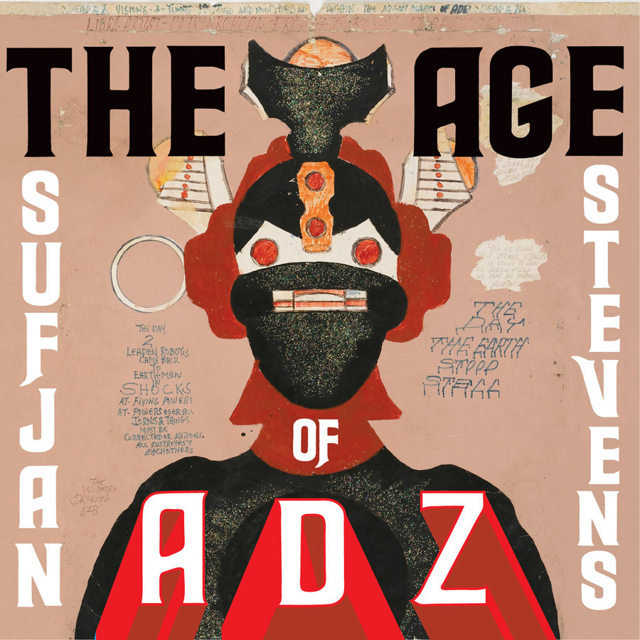 Sufjan Stevens, The Age of Adz